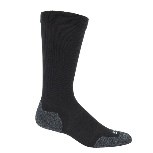 5.11 Slip Stream OTC Socks - Black