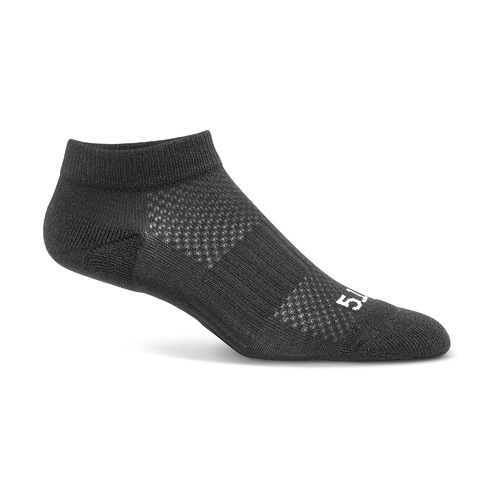 5.11 PT Ankle Socks - Pack of 3 - Black