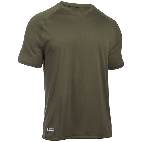 Under Armour Tactical Tech Tee - Marine OD Green [Size: Small]