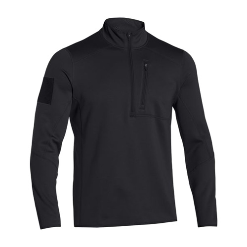 Under Armour ColdGear Infrared 1/4 Zip Long Sleeve Shirt [Colour: Black] [Size: Small]