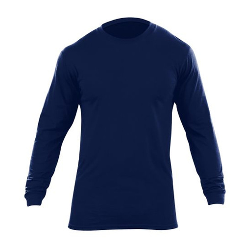 5.11 Utili-T Long Sleeve Shirt (Pack of 2) [Colour: Dark Navy] [Size: Small]