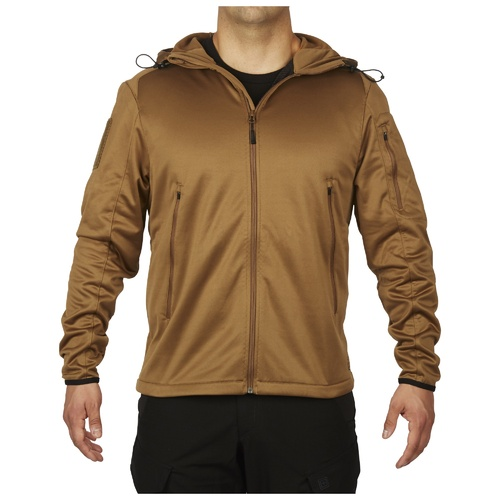 5.11 Reactor FZ Hoodie - Battle Brown