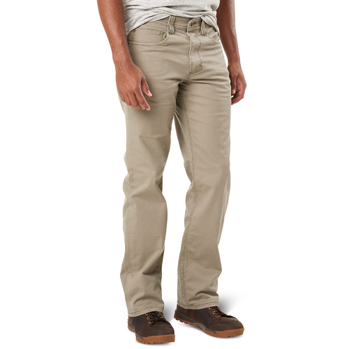 5.11 Defender-Flex Pants - Straight Fit [Colour: Stone] [Size: 30 x 32]