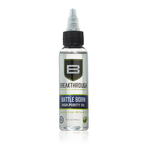 Breakthrough Battle Born High Purity Oil 2oz Spray Bottle