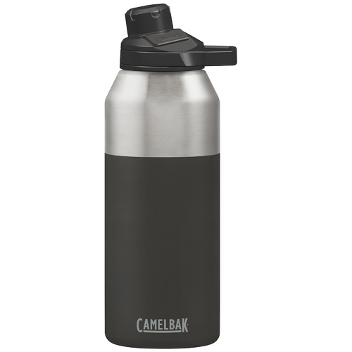 CamelBak Chute Mag Stainless Steel Vacuum Insulated 1.2L Bottle [Colour: Jet]