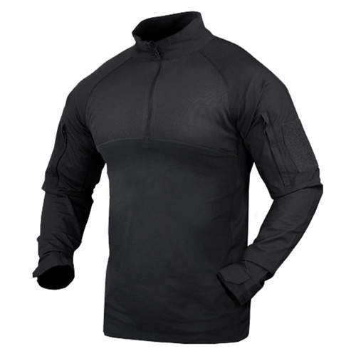 Condor - Combat Long Sleeve Shirt [Colour: Black] [Size: Large]