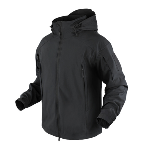 Condor Element Softshell Jacket [Colour: Black] [Size: Large]
