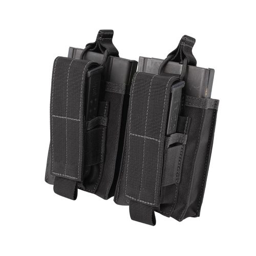 Condor Double Kangaroo M14 Mag Pouch [Colour: Black]