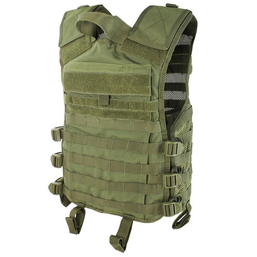 Condor Mesh Hydration Vest [Colour: Olive Drab]