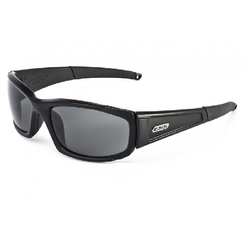 ESS CDI Sunglasses Clear and Smoke Gray Lens