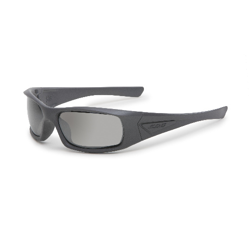 ESS 5B Sunglasses Gray Frame Mirrored Gray Lenses
