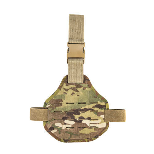 High Speed Gear Single Point Drop Leg Panel [Colour: MultiCam]
