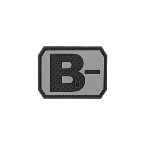 Maxpedition B- Blood Type Morale Patch