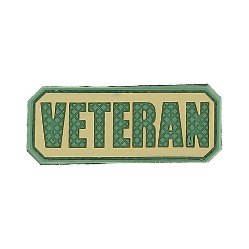 Maxpedition Veteran Morale Patch