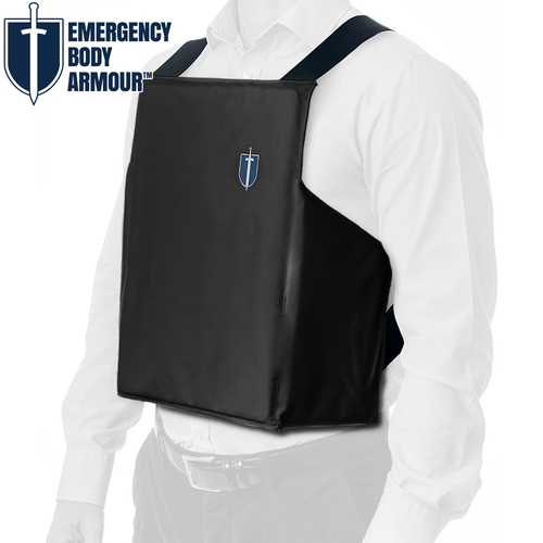PPSS Emergency Body Armour [Colour: Black]