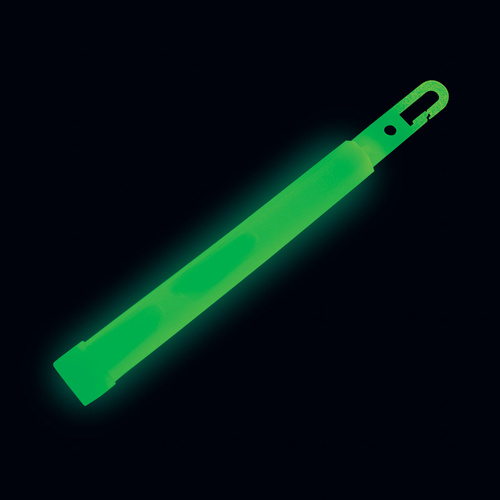 "Illumiglow Extreme 6"" Hi-Intensity Ligthstick (15.2cm) Military Grade - Box of 10"