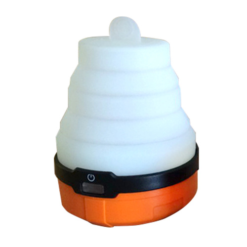 Ultimate Survival Technologies - Spright 3AA Battery LED Lantern - Orange