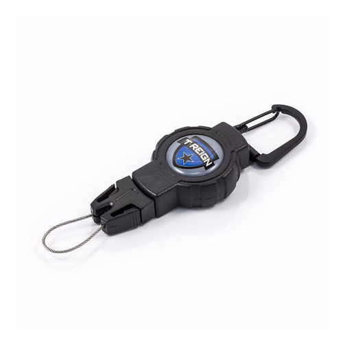 T-Reign Retractable Gear Tether Carabiner SMALL