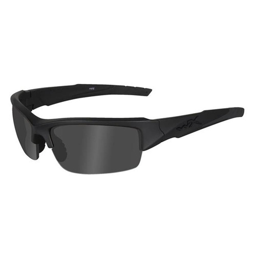 Wiley X Valor Matte Black Frame / Polarized Smoke Gray Lens