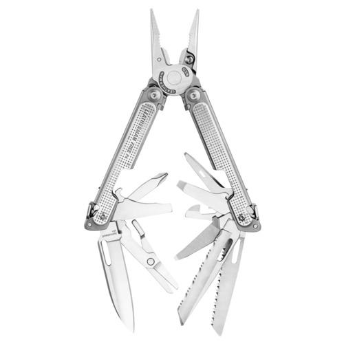 Leatherman FREE™ P4 w/ Nylon Sheath