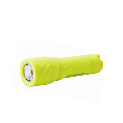 Led Lenser L7 115-Lumens Torch - High Visibility Yellow