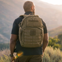 5.11 Tactical Rush 2.0 Upgrades