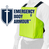 PPSS Group Launch New Emergency Body Armour To Help Protect Civilians