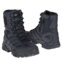 Merrell Tactical Moab 2 8inch Tactical WP Boots - Black