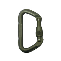 5ive Star Gear - Omega Pacific 7000 Series Locking Tactical D Carabiner